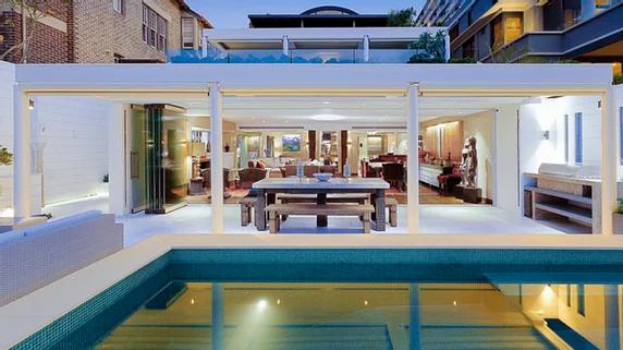 Open pool design