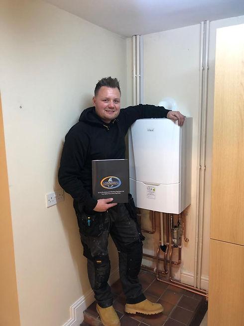 Danny owner DPB plumbing