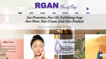 Argan Beauty Deep