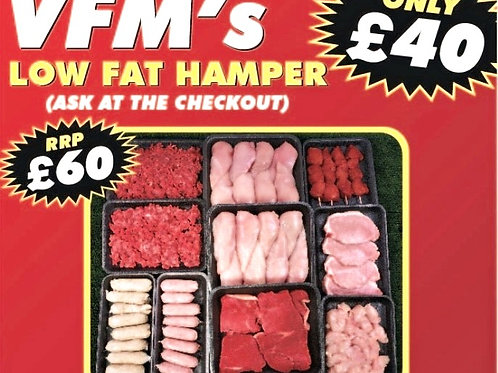 Low Fat Hamper