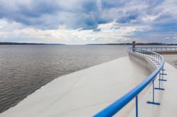 Sea Wall Barrier