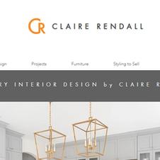 Interior Designer Claire Rendall