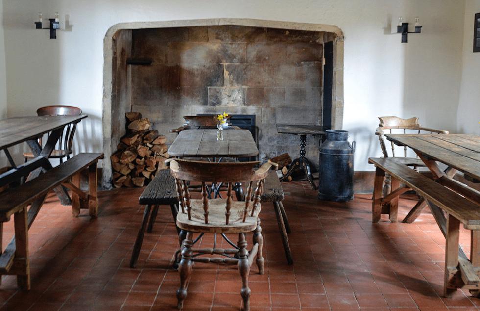Claire Rendall historic restoration pub