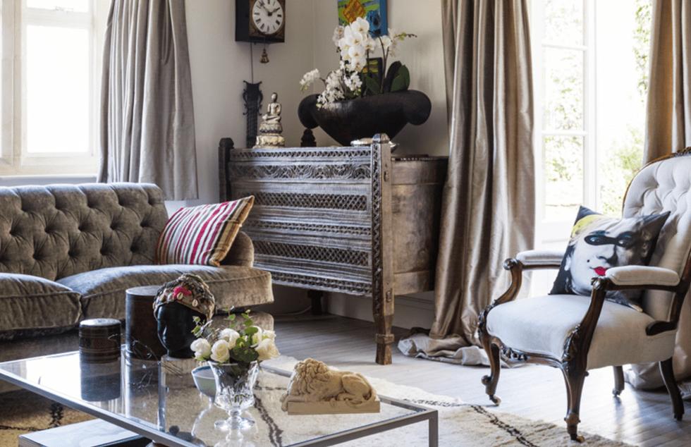 Claire Rendall Traditional interior design