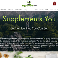 Supplements You