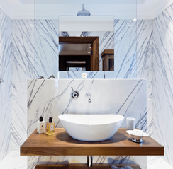 Luxury Bathroom design Cotswolds