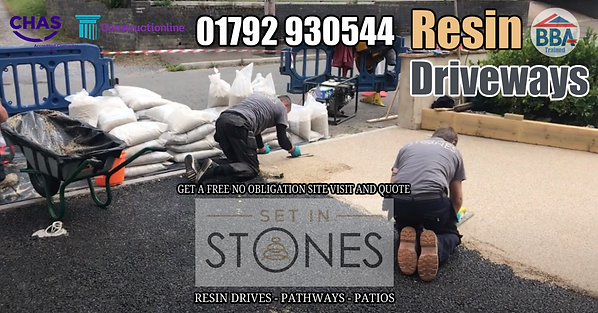 Resin Driveways Quotes Swansea