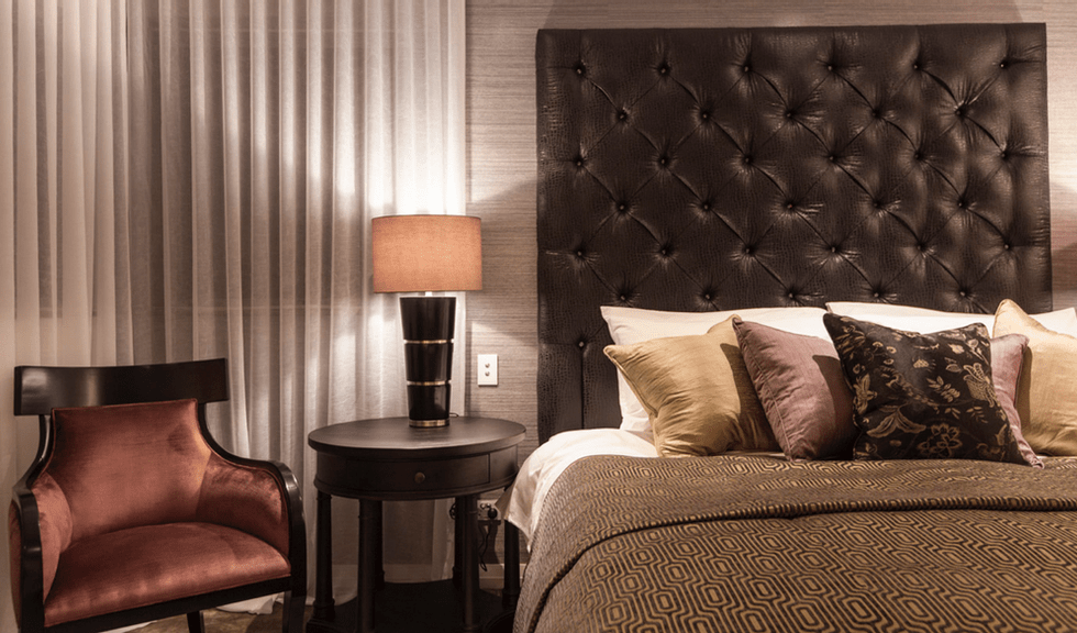 Bedroom Design Claire Rendall