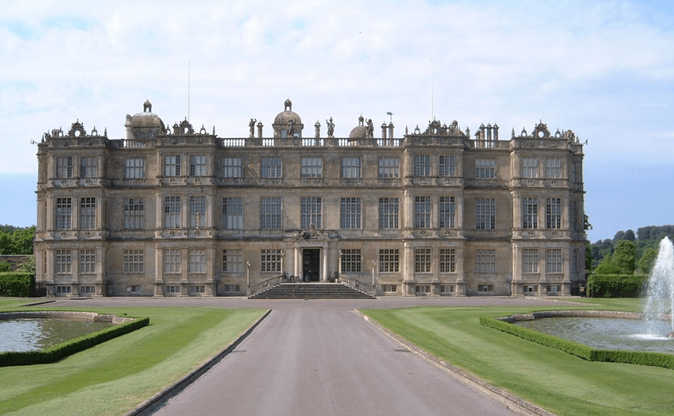 Longleat House frontage