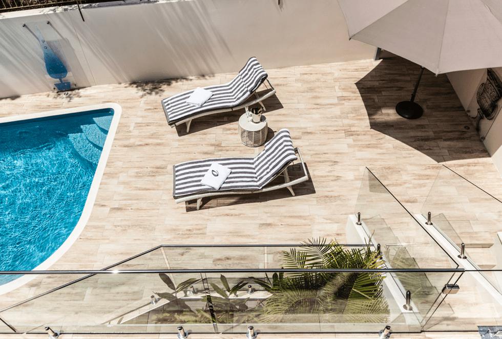 Exterior Pool designs