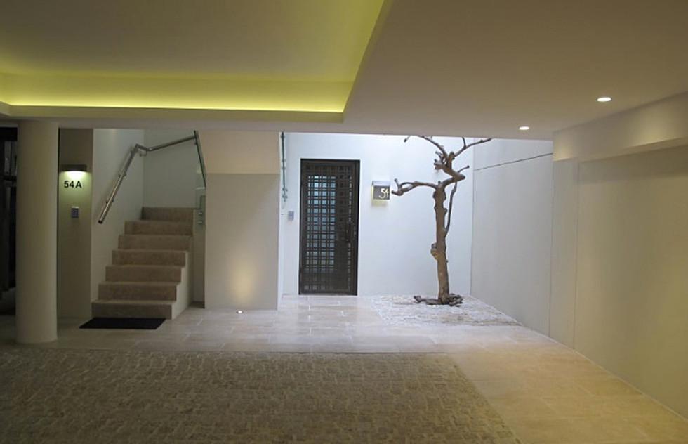 Claire Rendall Garage design
