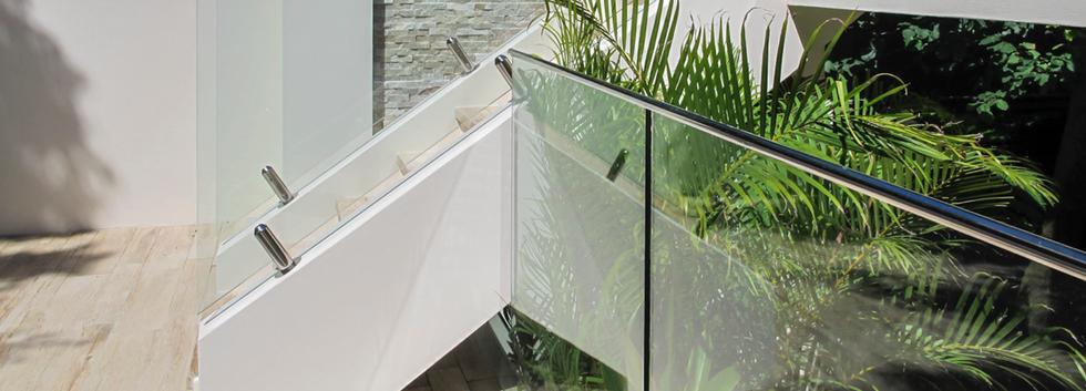 External stairway design
