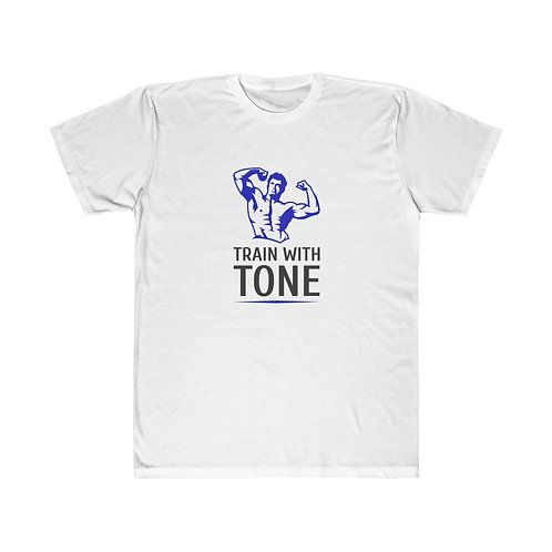 Copy of Train with Tone Unisex Fitted Tee