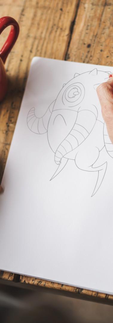 figuras de desenho