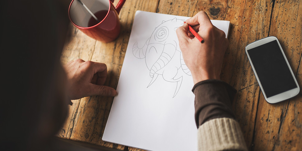 Summer Camp: Adventures in Drawing