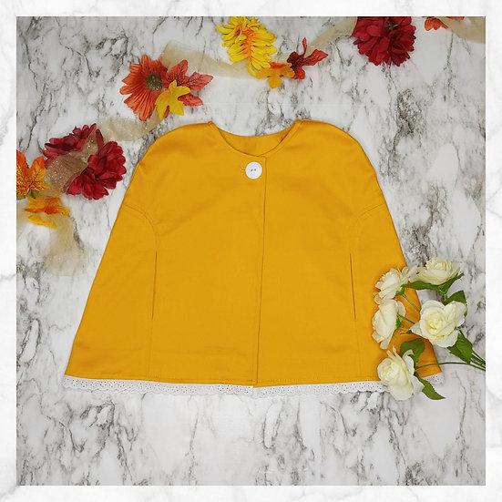 Dahlia Cape - Yellow