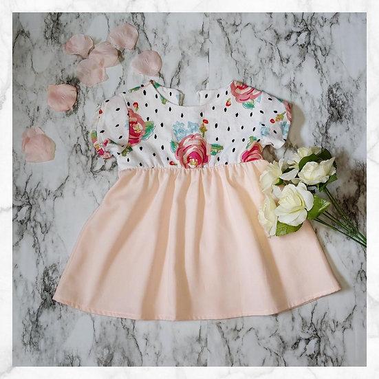 Daffodil Open-Back Dress
