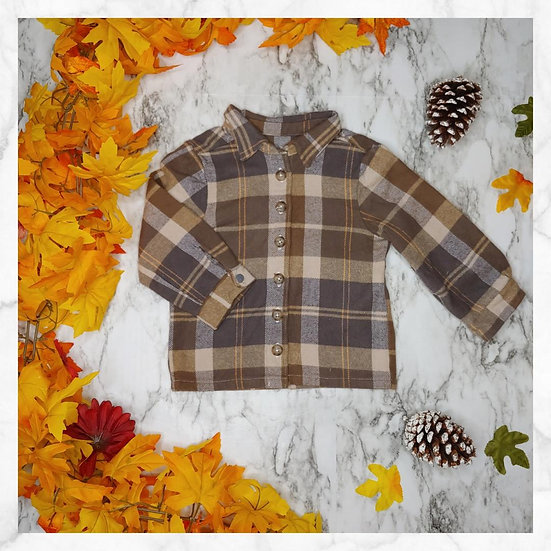 Bumble Button-Up