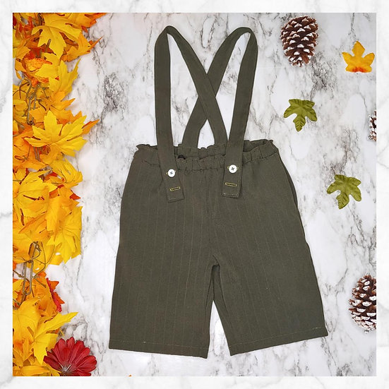 Mantis Overall Shorts