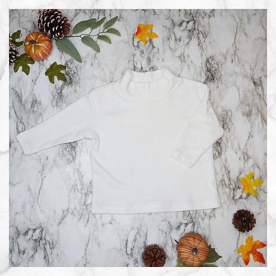 Mock-Neck Shirt
