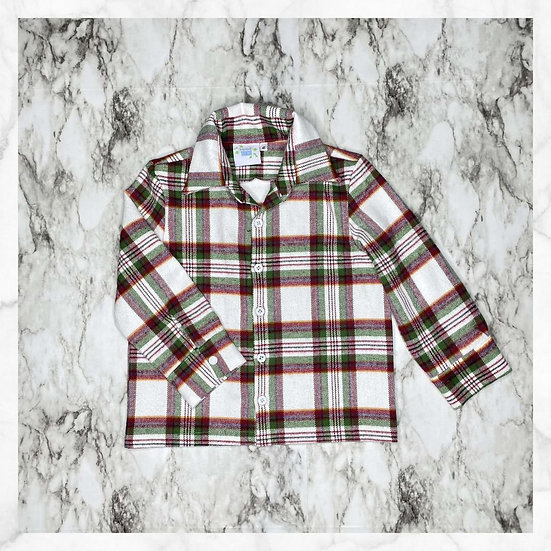 Holiday Button-up