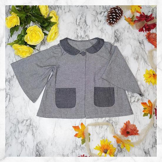 Aster Coat - Grey
