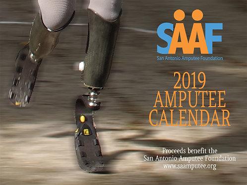 2019 SAAF Amputee Calendar