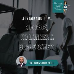 Divorce, no longer a blame game Spotify Icon Final