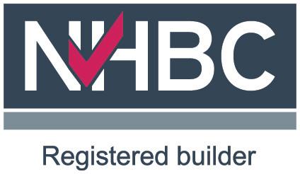 Priory gain NHBC Registered builder accreditation