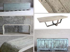 The Health Benefits of Reclaimed Furniture!