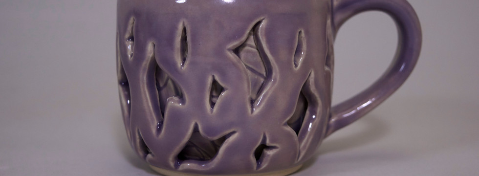 Carved Mug 1