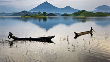 Mutanda Lake