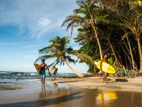 Qué maravilla, Costa Rica