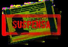 cnh suspensa