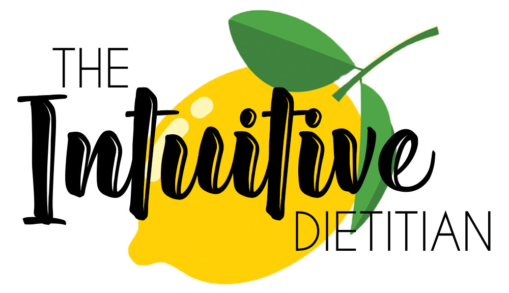 Intuitive Eating Nutrition Dietitian