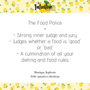 Food Police Check