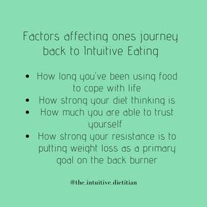 Factors affecting IE