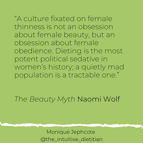 The Beauty Myth - Naomi Wolf