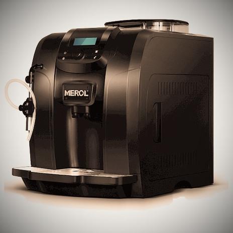 Кофемашина Merol ME-717