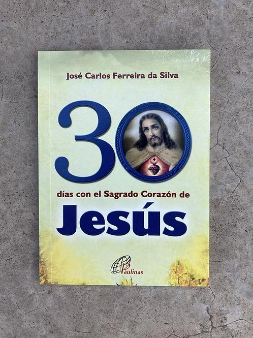 30 DÍAS CON EL SAGRADO CORAZÓN DE JESÚS
