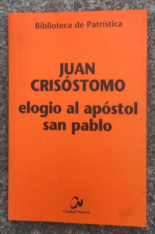 ELOGIO AL APÓSTOL SAN PABLO