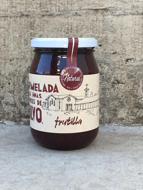 MERMELADA DE FRUTILLA, QUILVO