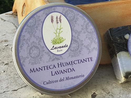 MANTECA HUMECTANTE LAVANDA