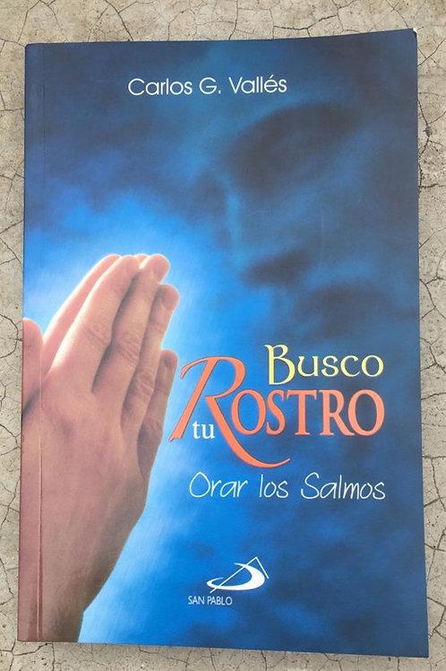 BUSCO TU ROSTRO, ORAR LOS SALMOS