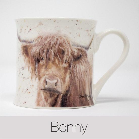 Bonny Cow China Mug