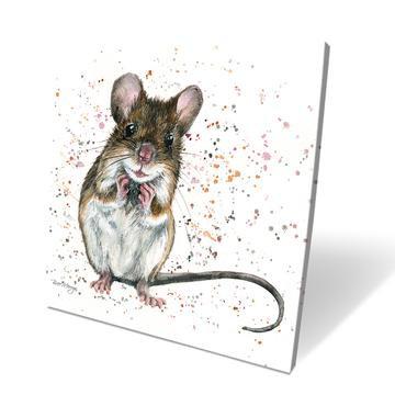 Mimi Mouse 40cm Box Canvas