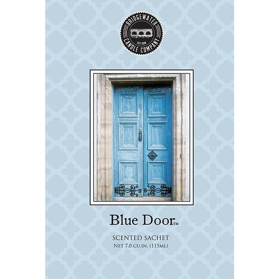 Blue Door Scented Sachet