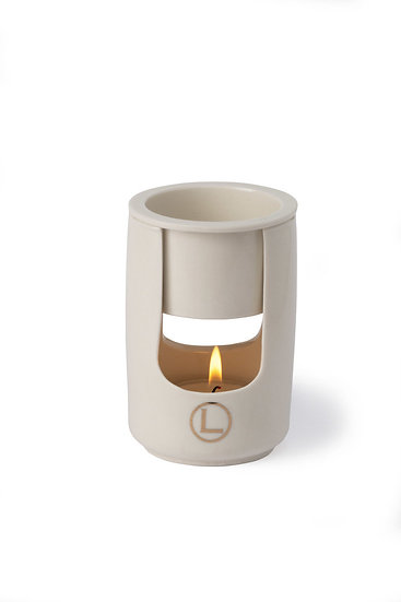 Lily Flame Ceramic Wax Melt Burner