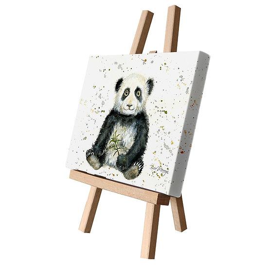 Polly Panda Canvas Cutie