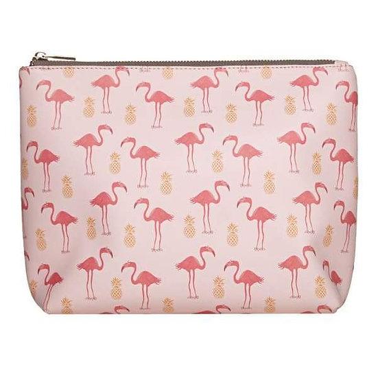 Fenella Smith Flamingo Wash Bag